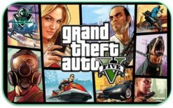 Grand Theft Auto Five Account GTAV
